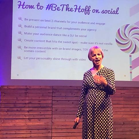 Nicole Osborne Marketing Coach for Digital Agency Owners