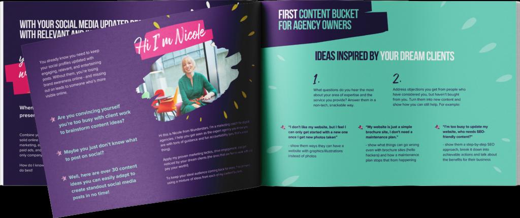 Content Ideas for Digital Agencies