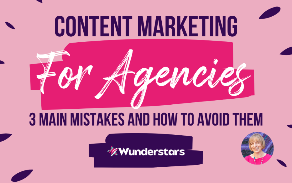 Content marketing for agencies
