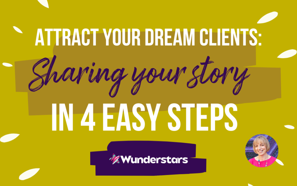 Sharing Your Story for Digital Agency Owners